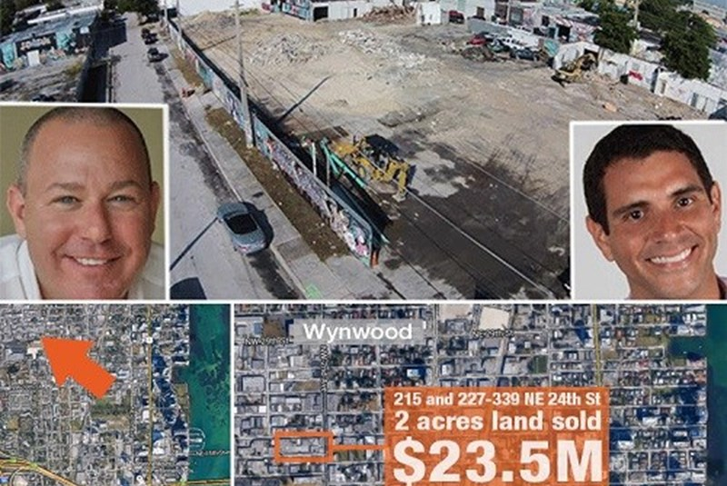 Record Amount Spent on Wynwood Property by Real Estate Investment Firm