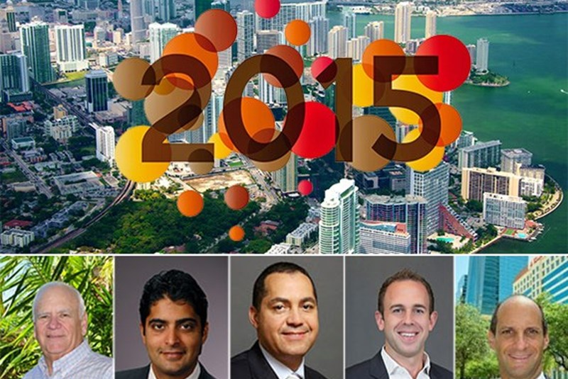 Top Developers Share Their Predictions for the 2015 Miami Real Estate Market