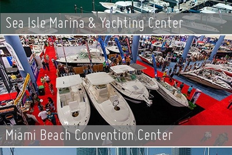 Miami International Boat Show 2015. For the love of sailing.