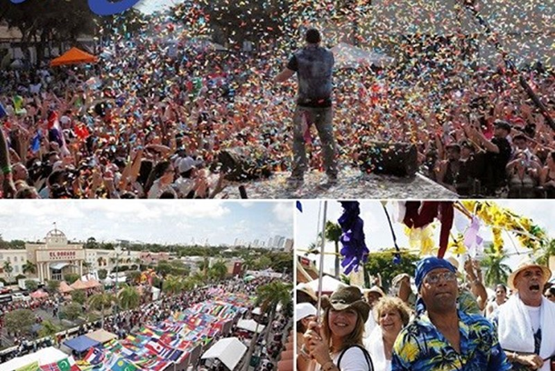 Carnaval & Calle Ocho Festival 2015: A Must-see Cultural Explosion
