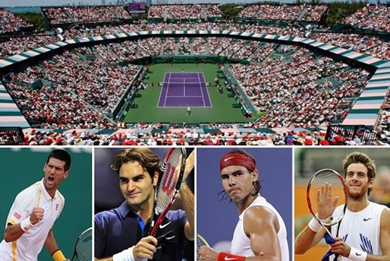 Miami Open 2015: World-Class Competition, Entertainment & Glamour