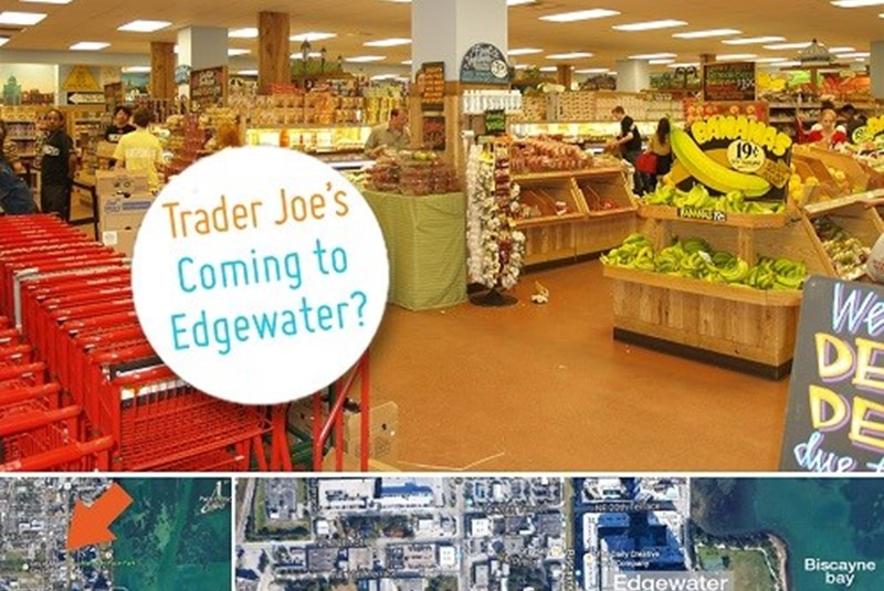 Trader Joe's Rumored to Come to Edgewater Soon