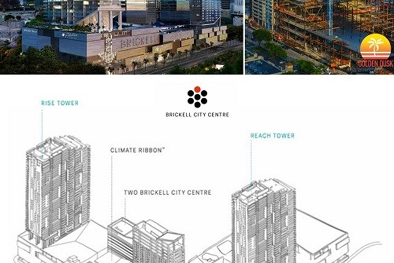 Brickell City Centre Finishes Construction on RISE Tower and Will Everything Finish Soon