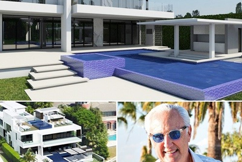 Chicken Kitchen Founder Selling New Mansion for $36 Million
