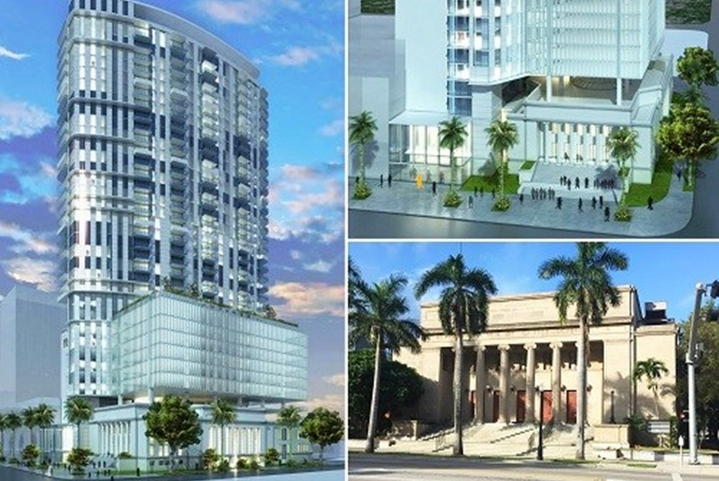 Plans to Restore Historic Biscayne Boulevard Church Have Been Submitted