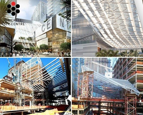 New Wonder of Architecture Will Environmentally Cool the Brickell City Centre