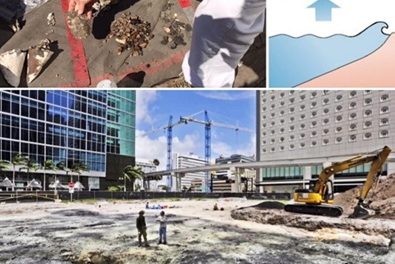 Archaeological Dig in Met Square Believed to Be Proof of Rising Sea Levels in Miami