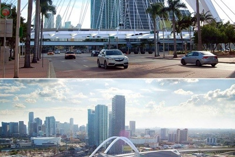 New Signature Bridge Accelerated, but the Metromover Now Needs Relocation