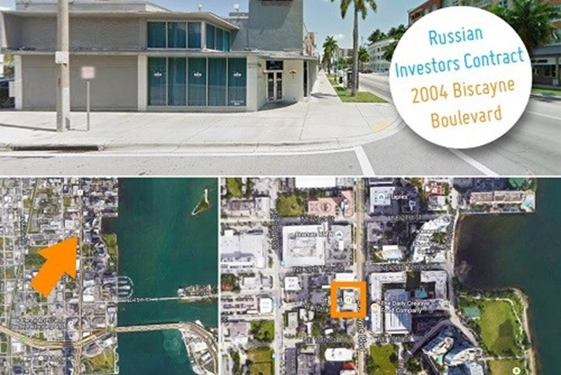 Russian Investors Contract Biscayne Property and Plan a 60-Story Tower