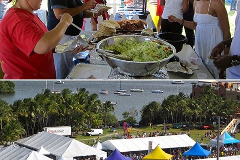 Eat, Drink, Rock & Stroll for a 'Great Taste of the Grove'