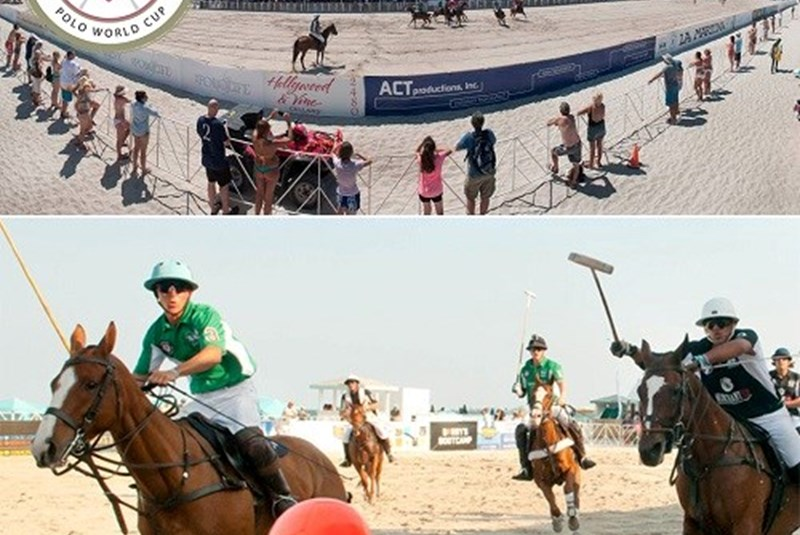 Miami Beach Polo World Cup 2015: The Sport of Kings Takes a Beach Day