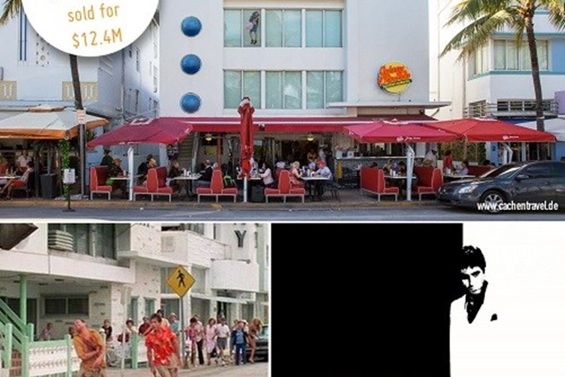 Johnny Rockets Building Used in Scarface Sells for $12.4 Million to New York Developers
