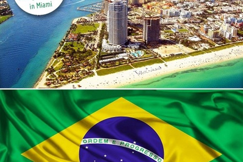 Brazilian Investors Buy More Investment Property in Miami than Any Other Country