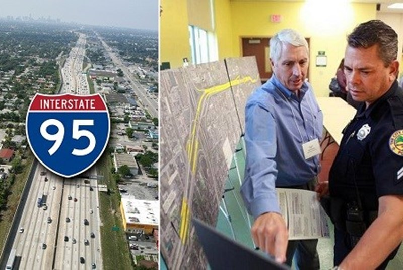Reconstruction and Upgrades Will Be Made to Interstate-95 in 2017