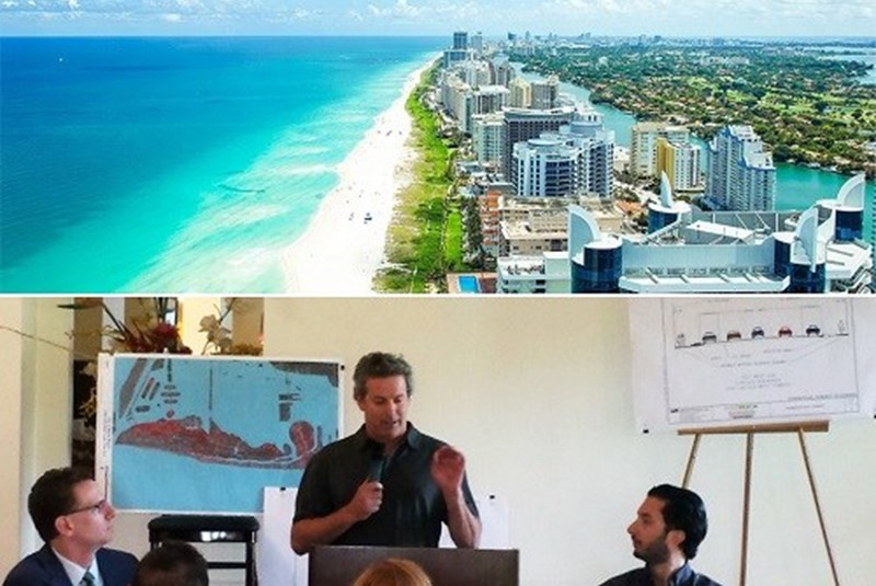 Miami Beach Committees Combat Rising Sea Levels