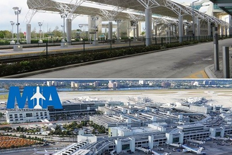Leaving On A Jet Plane? Tri-Rail Miami Airport Station Helps You Leave Faster And Easier