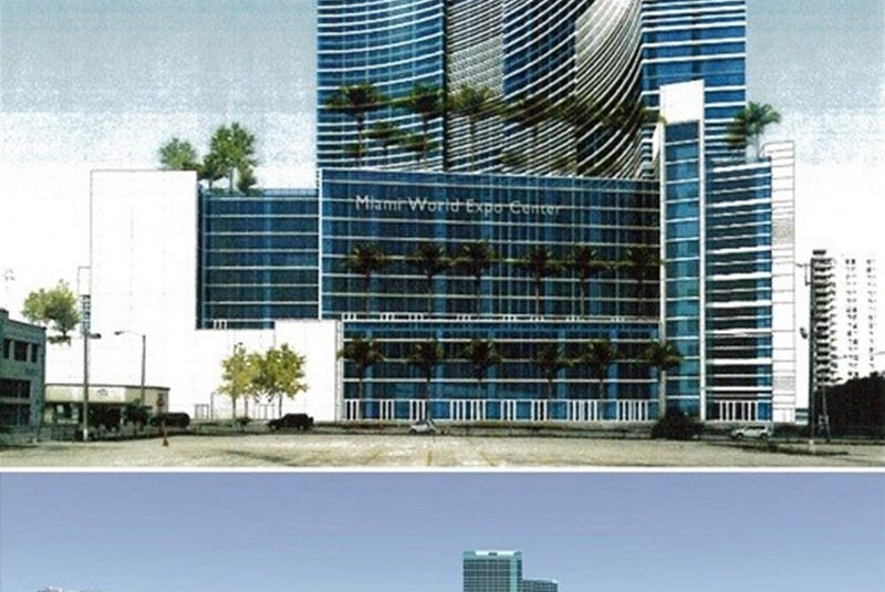 Tax Funding Issues Might Cut the Marriott Convention Center in Half