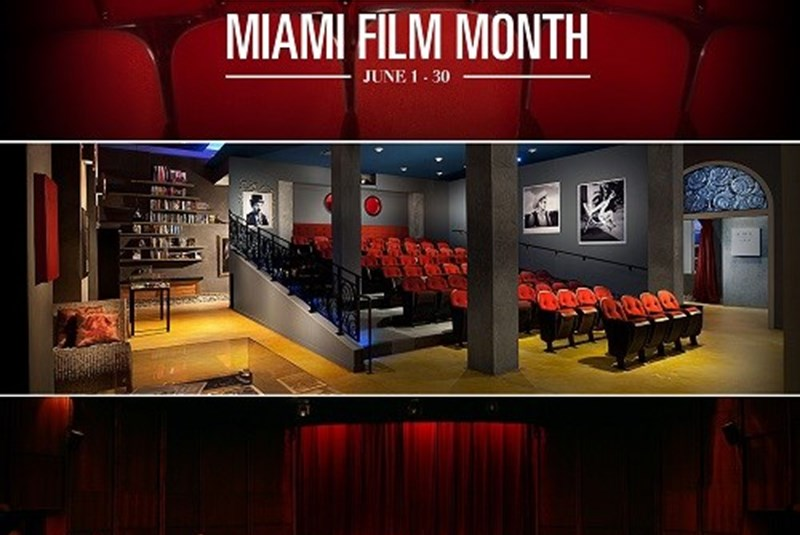 Miami Becomes Cine City This June For Miami Film Month