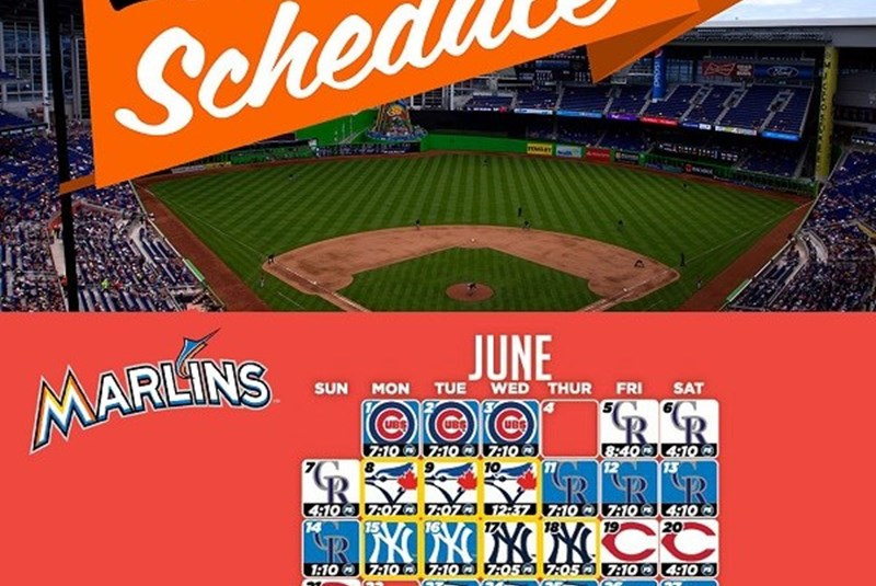 Get Your Game Face On In Little Havana With The Miami Marlins