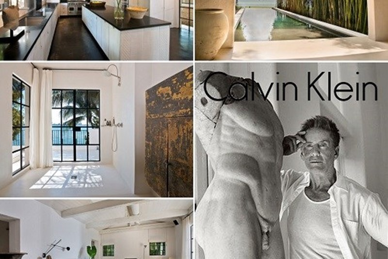 Calvin Klein Finally Puts His Mansion on the Market for $16 Million