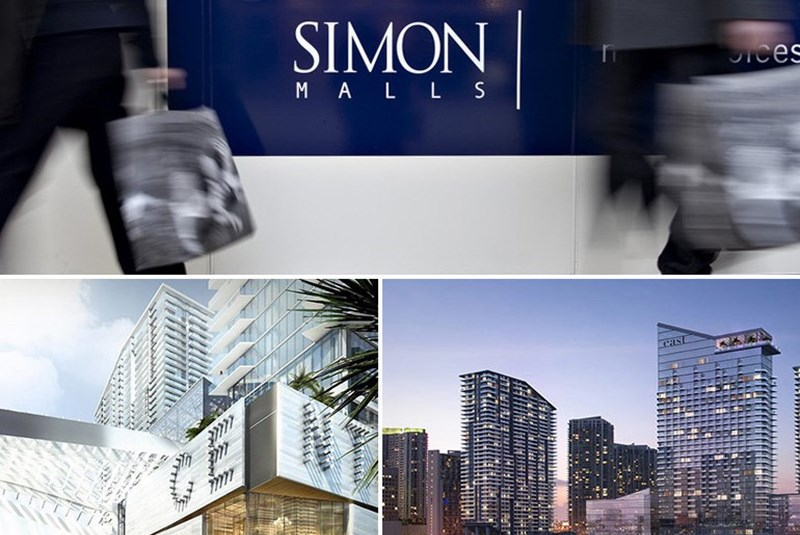 Simon Property Group Joins Swire on the Brickell City Centre's Mall Component