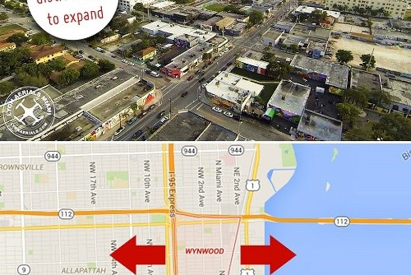 Potential Expansions to Wynwood Moving through its Plans