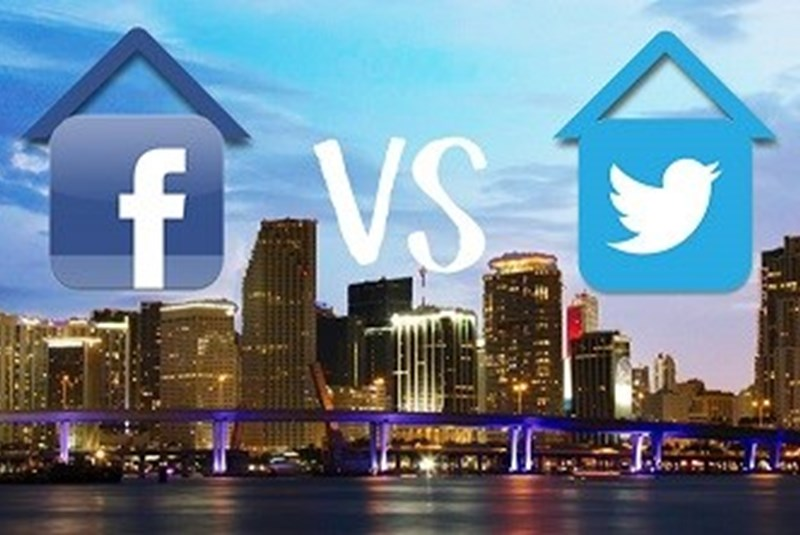 Facebook vs. Twitter: Which Is the Best for Real Estate? Industry Professionals Explain