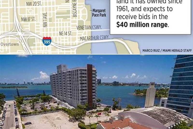 Miami Church Is Putting Their Building on the Market for Estimated $40 Million