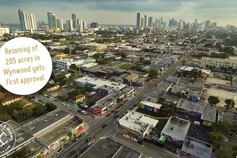 Wheels Rolling To Run Industrial Spaces Out And More Residences Into Wynwood.