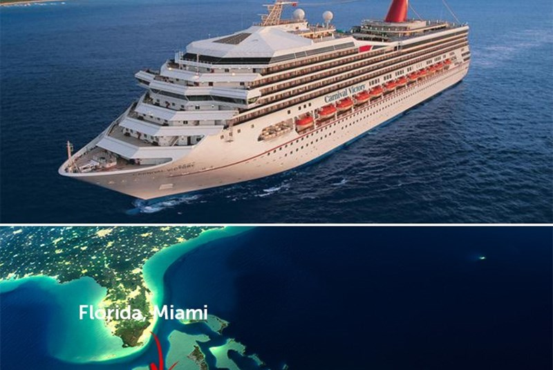 Carnival Cruises Go to Cuba after the United States Government's Approval