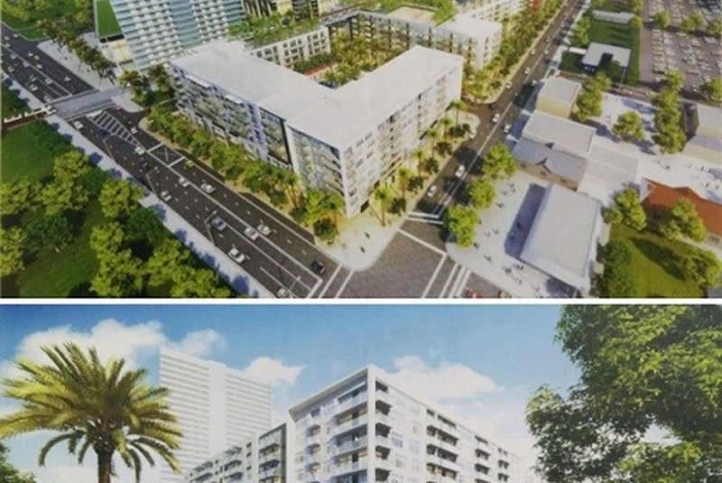 Former Chiquita Banana Property Gets Converted Into Massive Residential Complex