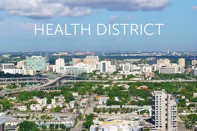 "Top Chinese Real Estate Developer Says Miami's Health District Attracts ""Developers Like Us."" What  Does She Mean?"