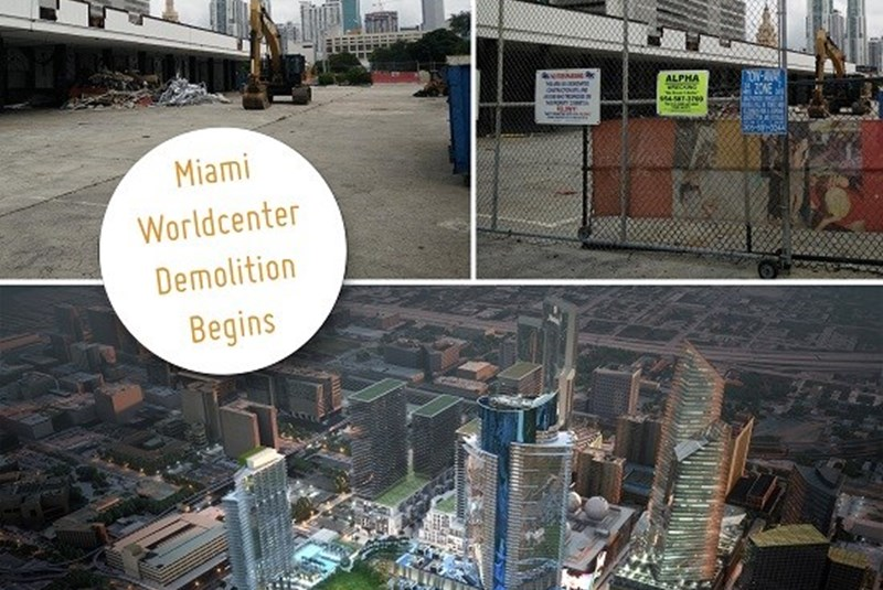 Goodbye Old Downtown; Hello Worldcenter