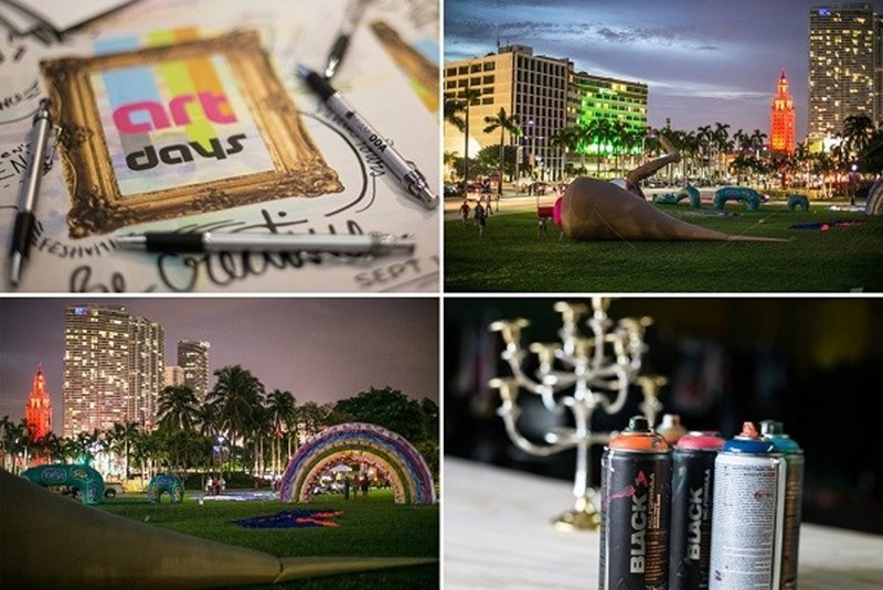 Explore Local Talent and Works at the 4th Annual Dwntwn Art Days