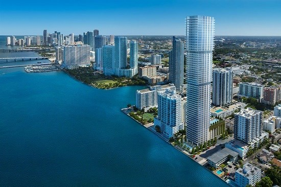 The Tallest Tower in Edgewater: Huge Units Plus Robotic Parking