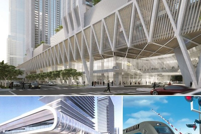 Tax Free Bonds: $1.75 Billion From All Aboard Florida's MiamiCentral Station