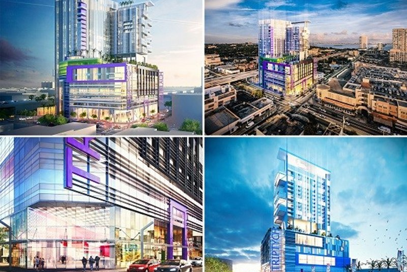 New Renderings and Specs Released for Upcoming Triptych Condo Tower