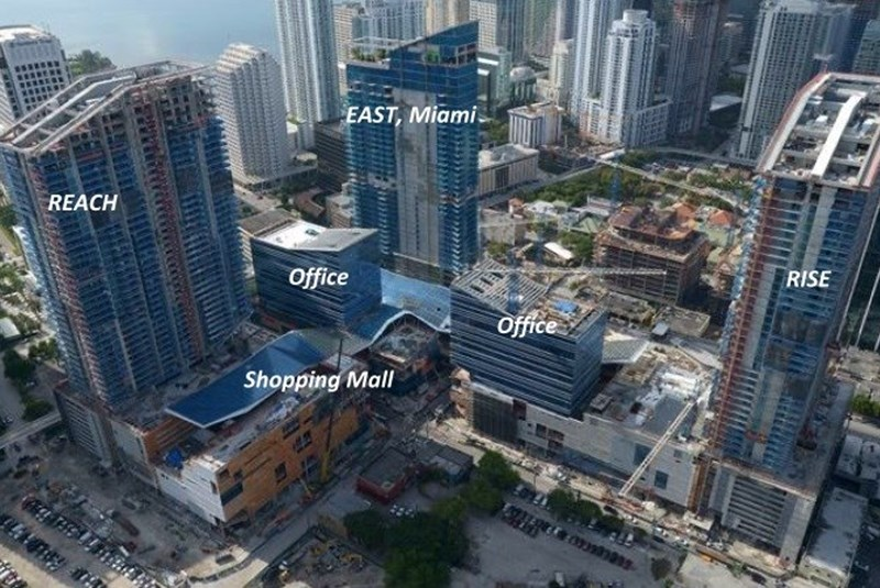 One Unit Sold Every Other Day at Brickell City Centre
