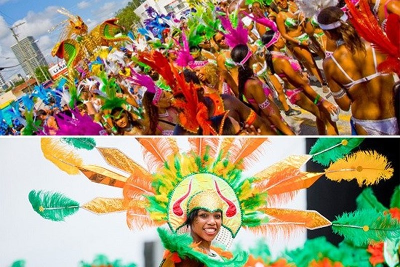 Have The Time Of Your Life At Miami Broward Carnival This October