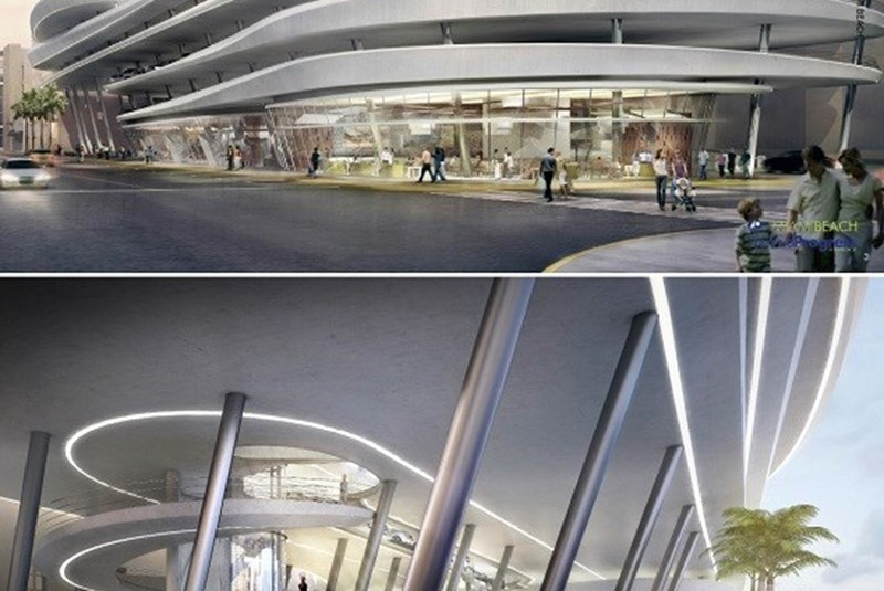 Developers want Zaha Hadid Parking Garage, Confronts City for Going Cheap
