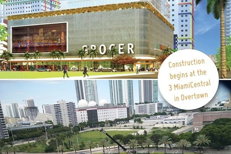 Get Ready for 130,000 square feet of Retail, Commercial and Business in Overtown