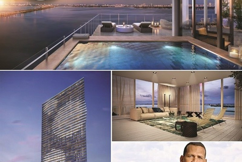 Cool Kids A-Rod and David Guetta Move to Edgewater