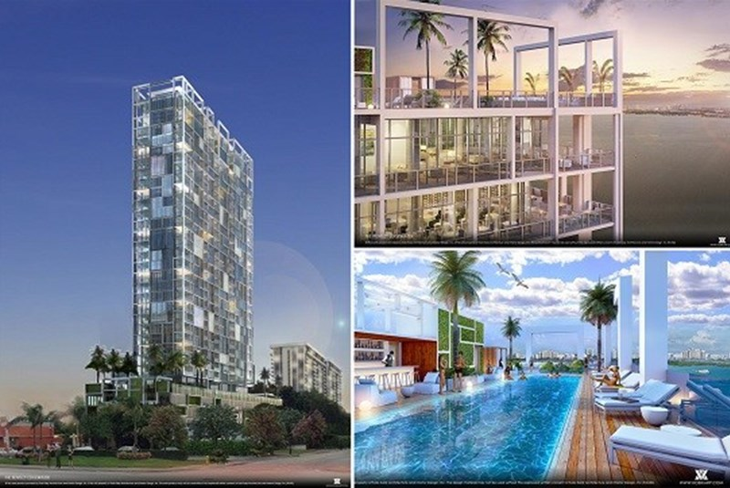 Bentley Edgewater Hotel and Residences will Begin Construction in January