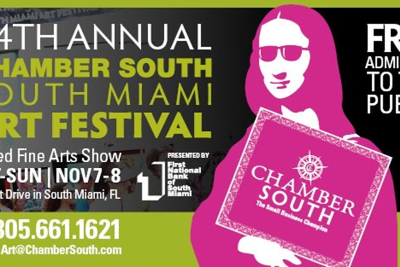 South Miami's Premium Art Festival Kick Starts the Holiday Season