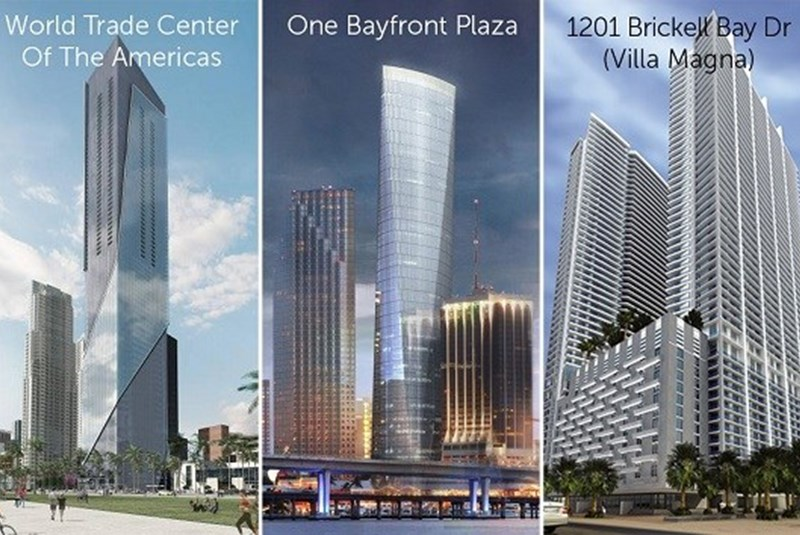 Aiming High: Four Super Tall Towers Approved by FAA for Construction