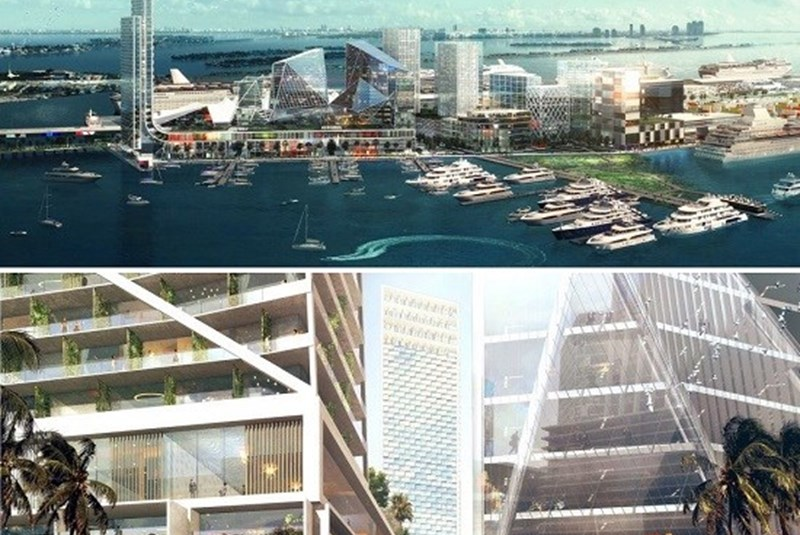 Lionstone Representatives Discuss Development of PortMiami Property