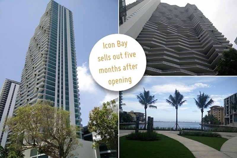 IconBay Condo Sold Out In Just Five Months