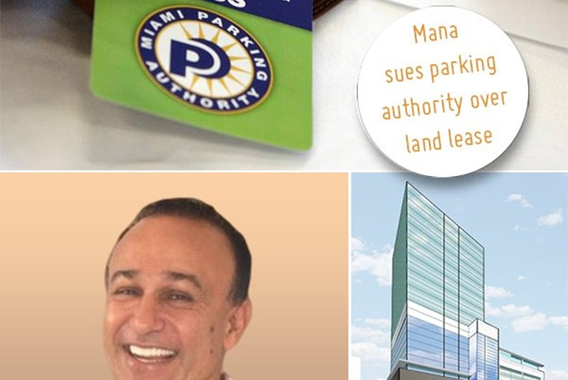 Moishe Mana Sues Miami Parking Authority For Illegally Withholding Information