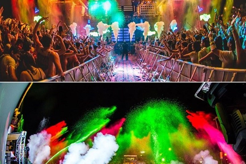 Get Ready to Paint the Town at 'Life in Color'