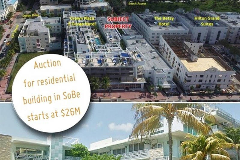 Residential Cooperative Auctioning Off Their Building, Starting at $26 Million